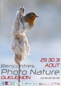 Rencontres Photo Nature de Geugnon