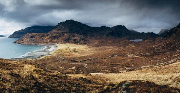 Derriere l-objectif avec Patrice Mestari - Camasunary - Isle of Skye - BLOG
