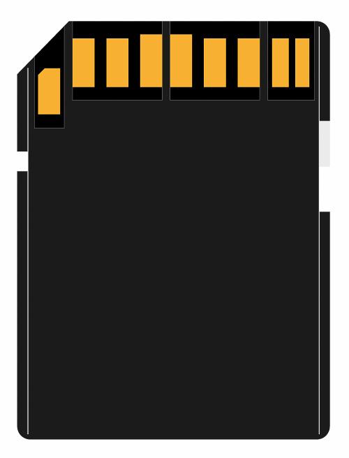 Les differents types de cartes SD - Bus UHS-I - BLOG