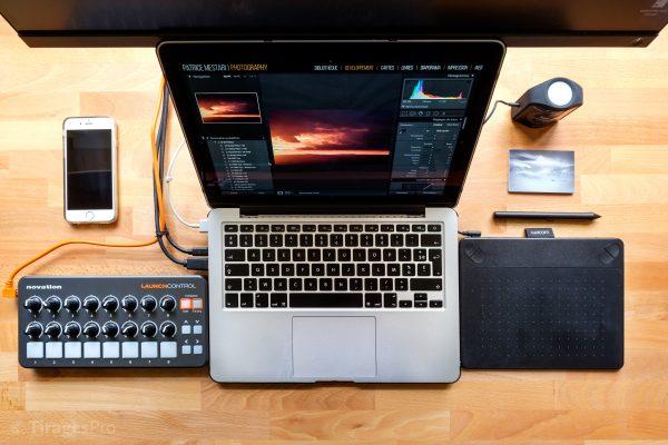 Accélérez Lightroom avec un controleur MIDI - Un controleur MIDI pour accélérer Adobe Lightroom
