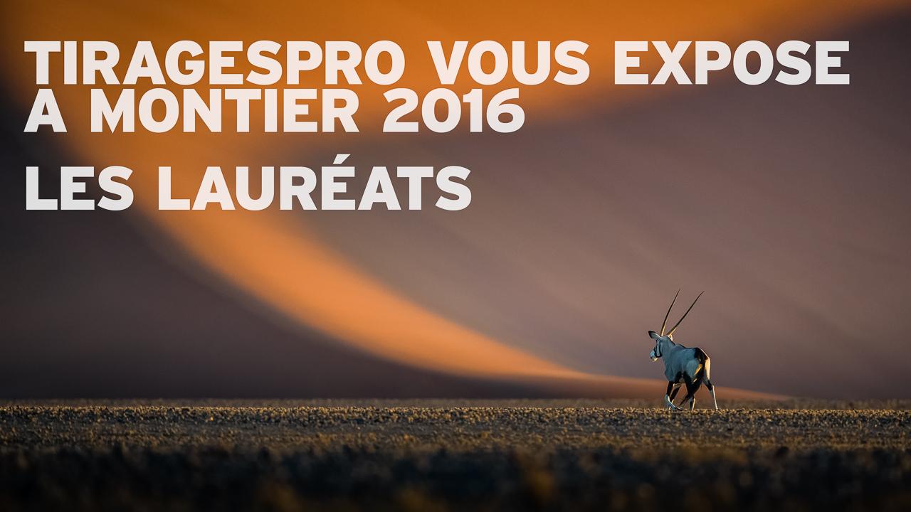 TiragesPro vous expose à Montier 2016: les lauréats